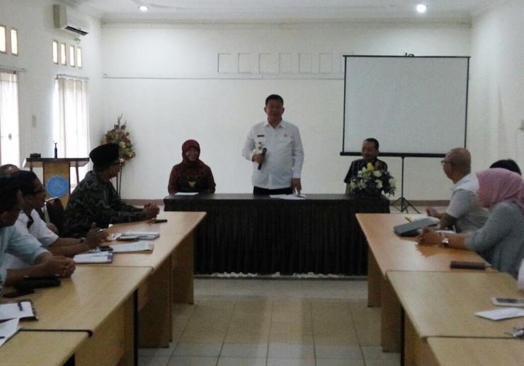 LAMPUNG POST | Tiga SMPN Bandar Lampung Jadi Model Pendidikan Kespro