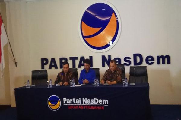 LAMPUNG POST | Mustafa Mundur dari Jabatan Ketua DPW NasDem Lampung