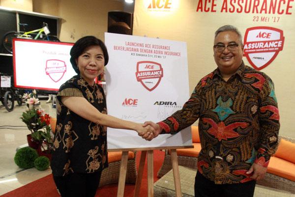 LAMPUNG POST | ACE-Adira Luncurkan ACE Assurance
