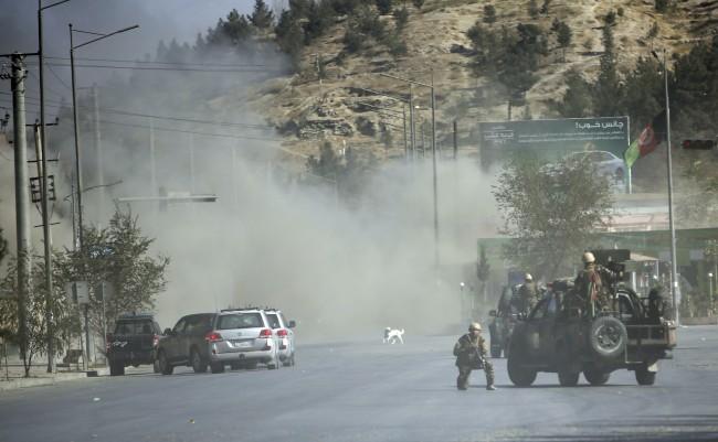 LAMPUNG POST | ISIS Klaim Dalang di Balik Penyerangan Stasiun Televisi Afghanistan