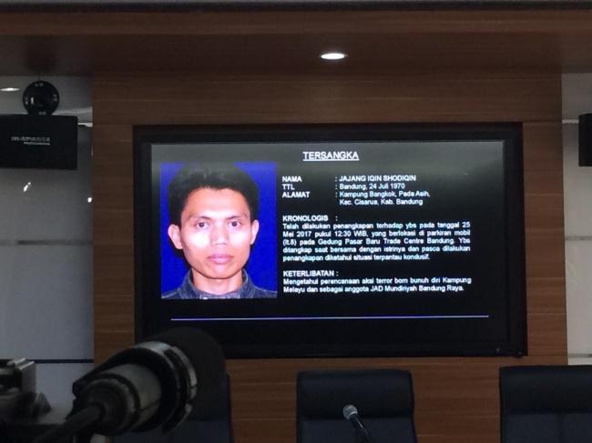 LAMPUNG POST | Polisi Menangkap 36 Terduga Teroris Sejak Bom Kampung Melayu