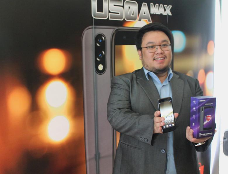 LAMPUNG POST | Evercoss Resmi Luncurkan U50A Max