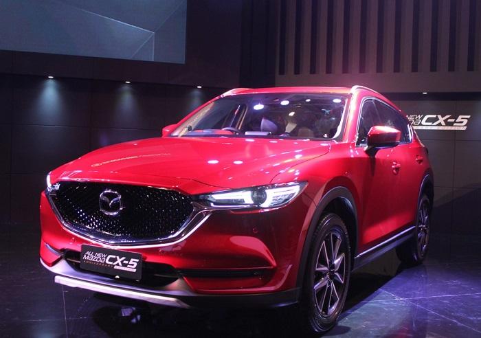 Mazda Hadirkan CX-5 Anniversary Edition Hanya 50 Unit