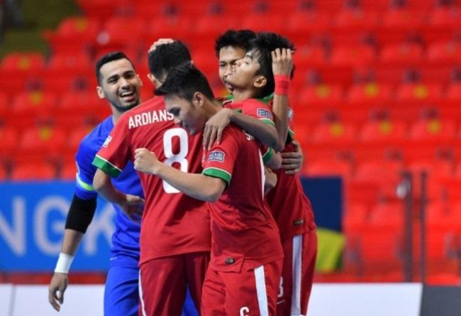 Timnas Futsal Indonesia Angkat Koper di Piala AFF
