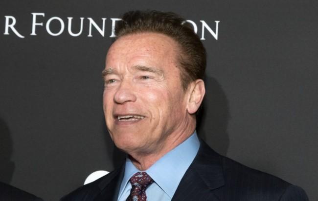 LAMPUNG POST | Arnold Schwarzenegger Kembali Jalani Operasi Jantung