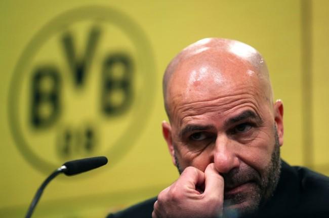 LAMPUNG POST | Dortmund Pecat Peter Bosz