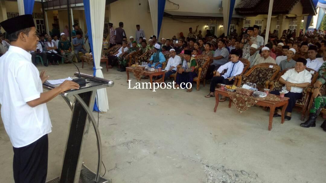 LAMPUNG POST   Guru Agama di Mesuji Dapat Tambahan Insentif