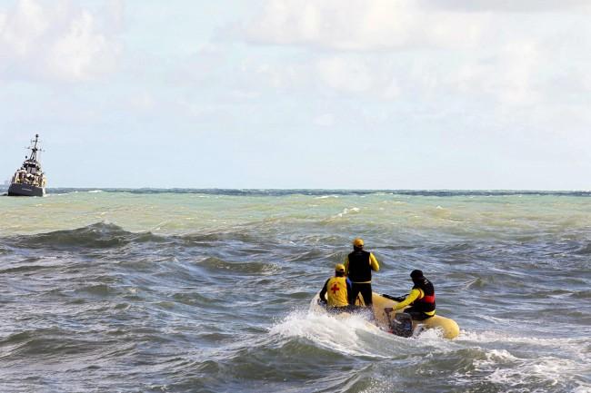 LAMPUNG POST | Dua Kapal Terbalik di Brasil, 39 Penumpang Tewas