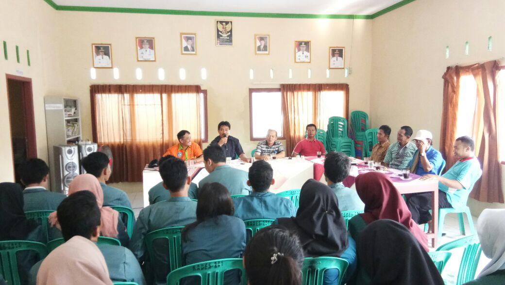 LAMPUNG POST |  100 Mahasiswa Unila akan KKN di Lampung Selatan