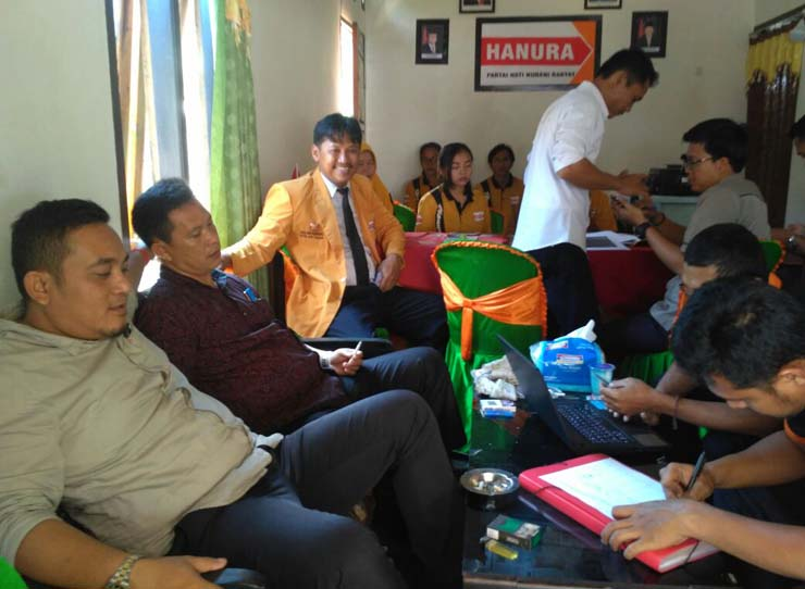 LAMPUNG POST | LAMPOST TV: KPU Tubaba Verifikasi Partai Hanura Versi OSO