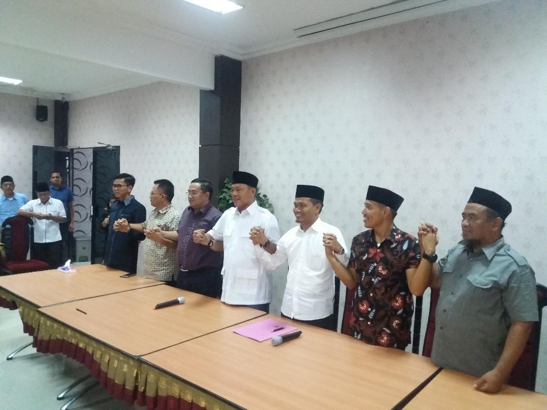 LAMPUNG POST | Koalisi Lampung Kece Berlayar Menangkan Mustafa