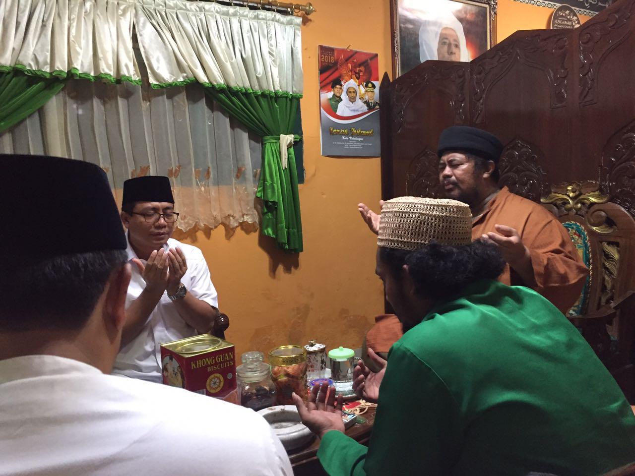 Ahmad Jajuli Silahturami ke Ulama