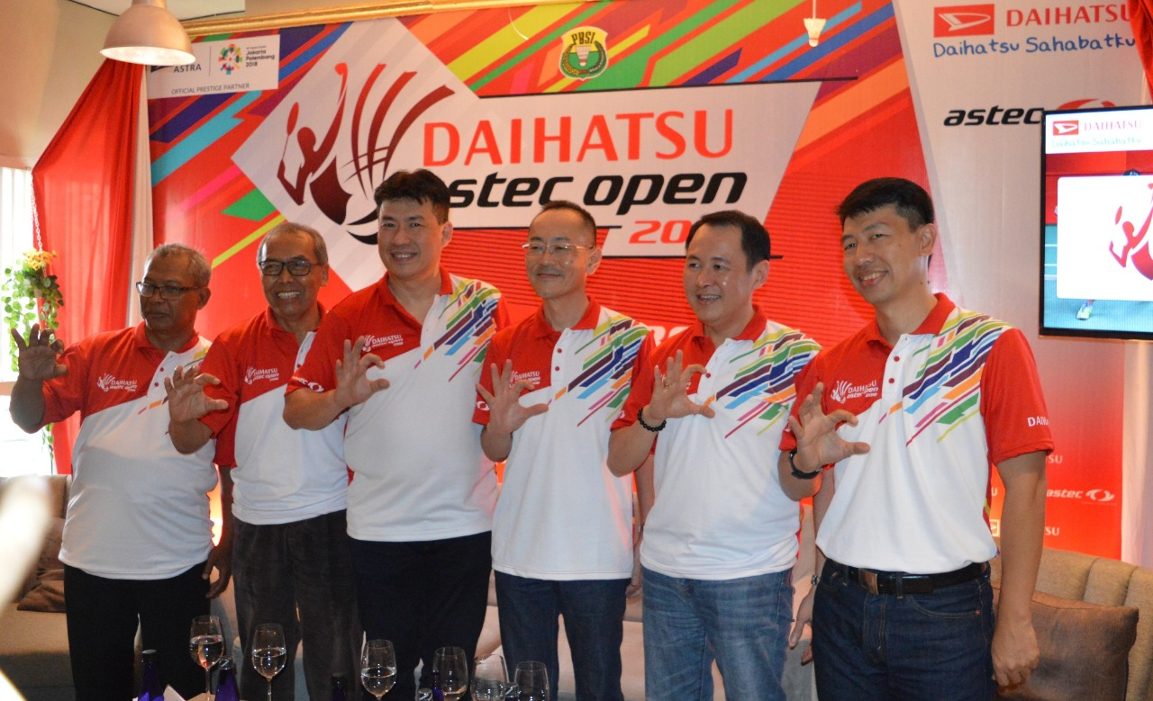 LAMPUNG POST | Daihatsu ASTEC Open 2018 Hadir di Yogyakarta