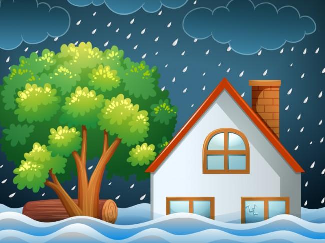 LAMPUNG POST | Hujan Ekstrem, Cilacap Dilanda Banjir