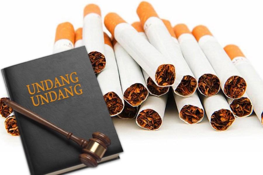 LAMPUNG POST | Penyelundupan Ribu Bungkus Rokok Ilegal Digagalkan