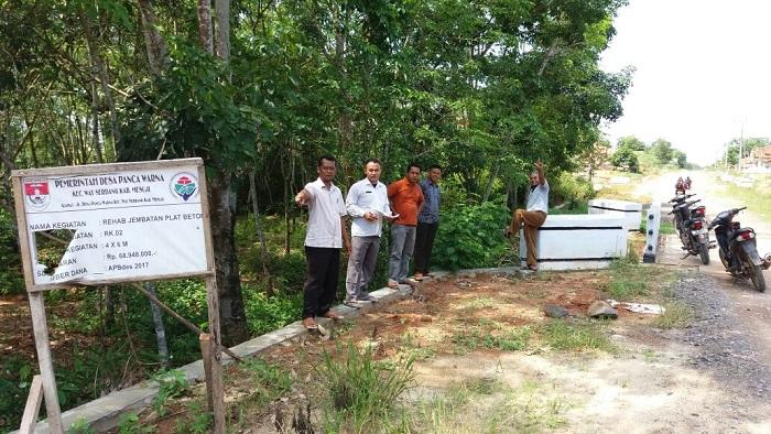 Panca Warna Prioritaskan Infrastruktur Desa