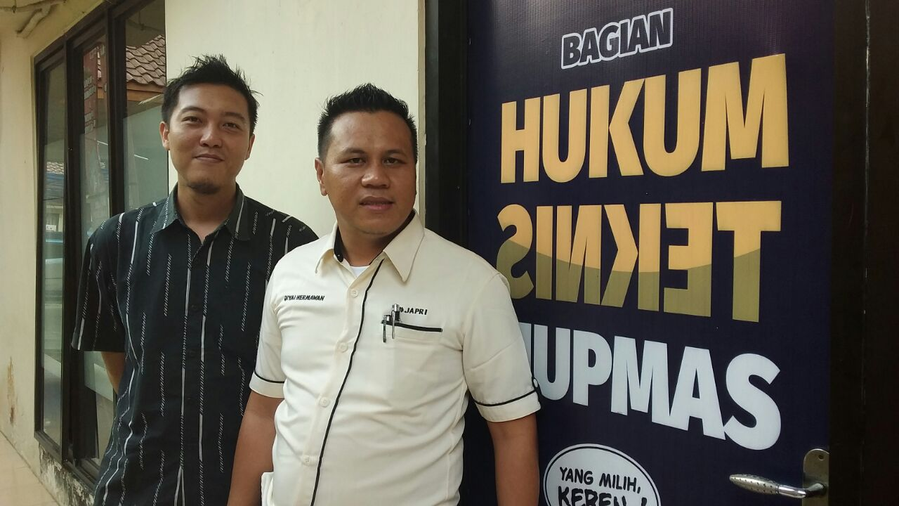 LAMPUNG POST | Jaringan Aspirasi Pemuda Republik Indonesia Laporkan Rakata Institute