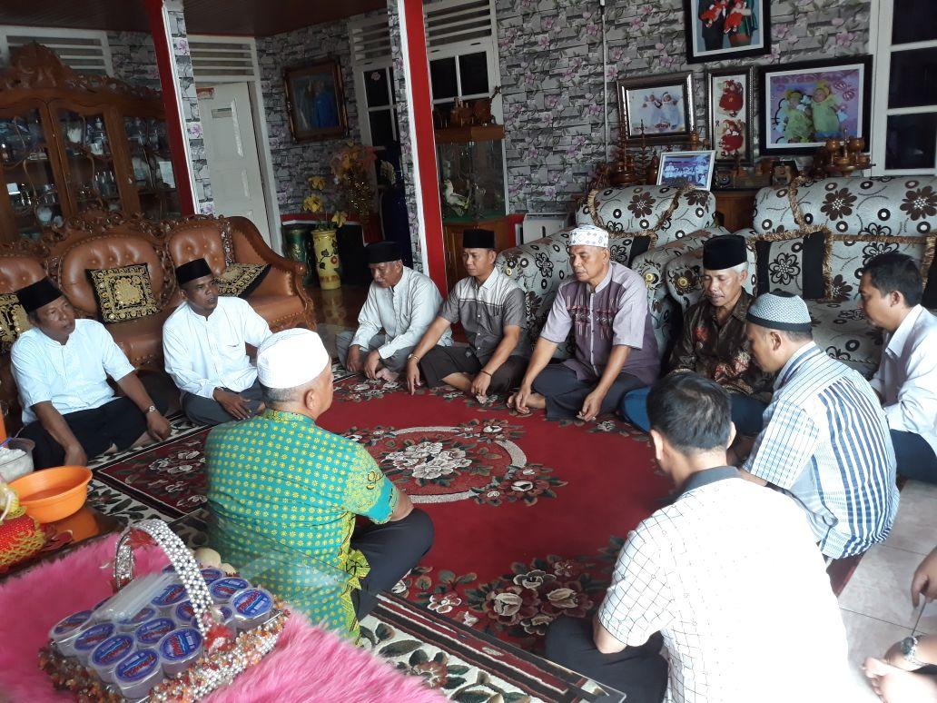LAMPUNG POST | Pengurus Pesantren Temui Darussalam