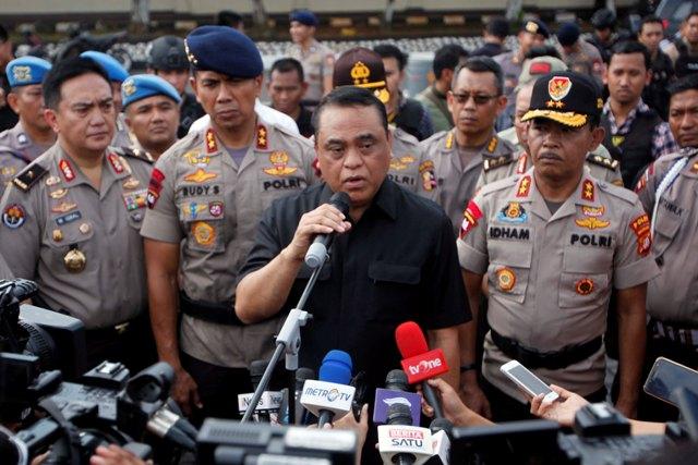 155 Napi Teroris Dipindah ke Lapas Nusakambangan