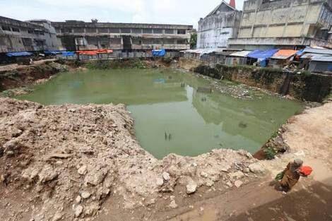 DPRD Setujui Pembangunan Pasar SMEP Dilanjutkan PD Pasar