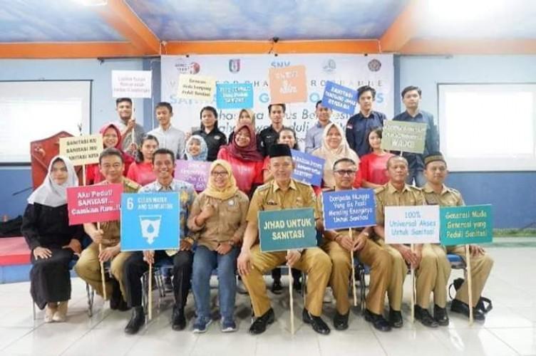 1,3 Juta Penduduk Lampung Belum Bertoilet Sehat