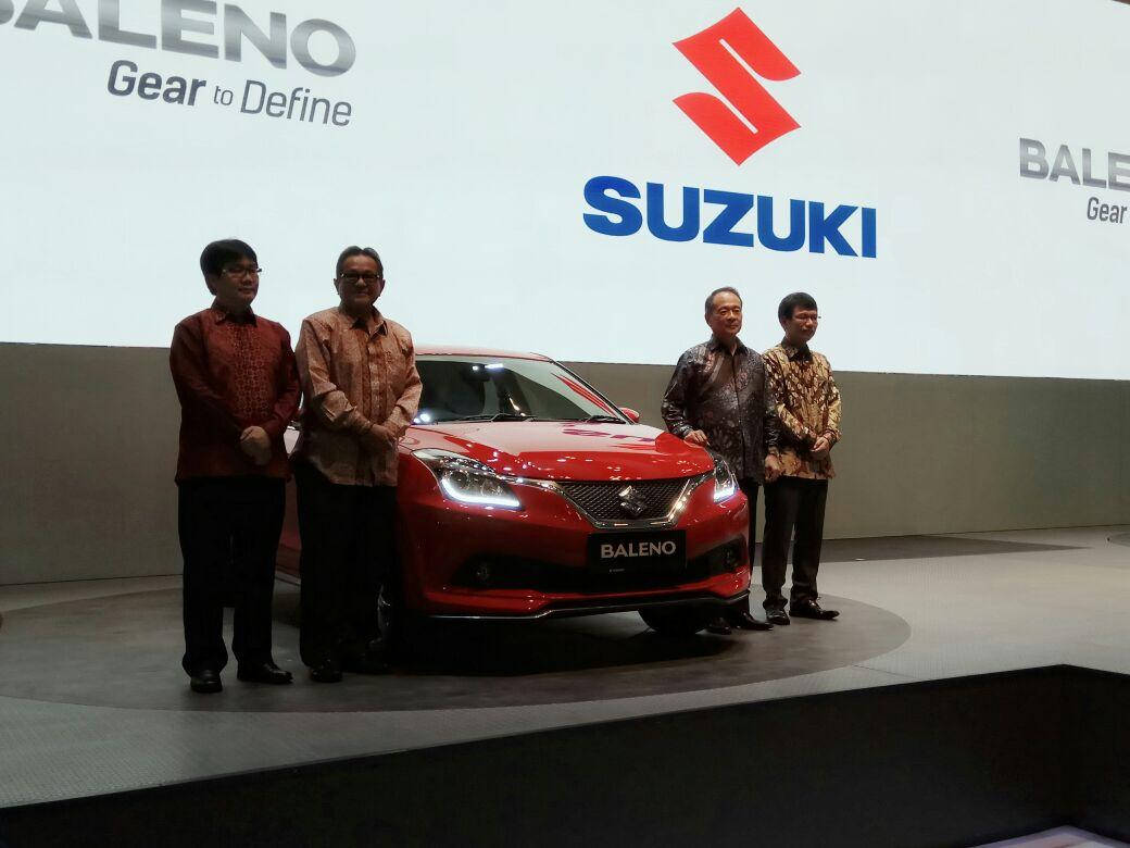 LAMPUNG POST | Suzuki Hadirkan Baleno The Complete Hatchback di Indonesia