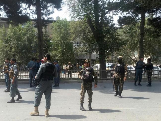 LAMPUNG POST | Ledakan Bom Dekat Kedubes AS di Kabul, Satu Tewas