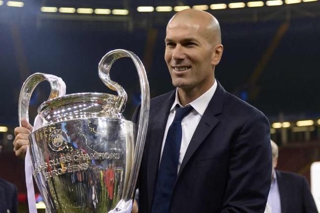 LAMPUNG POST | Peran Vital Zidane di Ruang Ganti Madrid