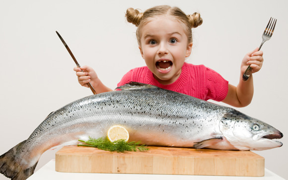 LAMPUNG POST | Konsumsi Ikan Perbaiki Kualitas Tidur Anak