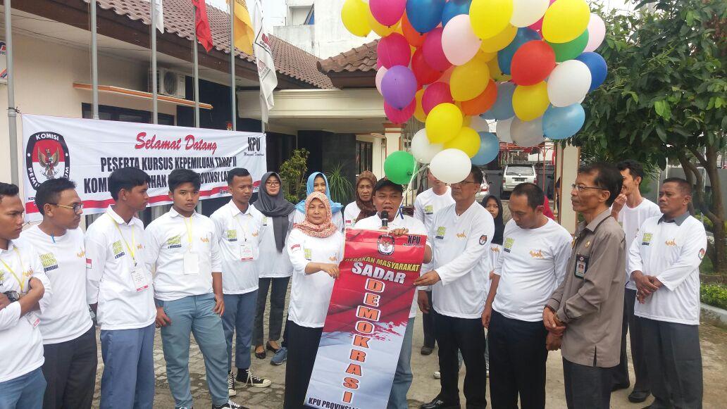 LAMPUNG POST   Komunitas Peduli Pemilu Terbentuk