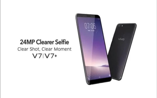 LAMPUNG POST | Vivo Pastikan Smartphone V7+ Hadir di Indonesia