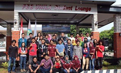 LAMPUNG POST | Mahepel Ajak Pemuda Peduli Lingkungan