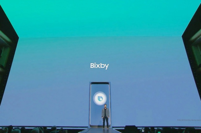 LAMPUNG POST | Samsung Mulai Pamerkan Bixby