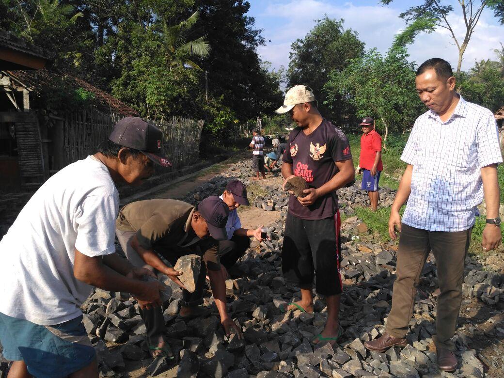 LAMPUNG POST | Dana Desa Kibang Budijaya untuk Program Strategis