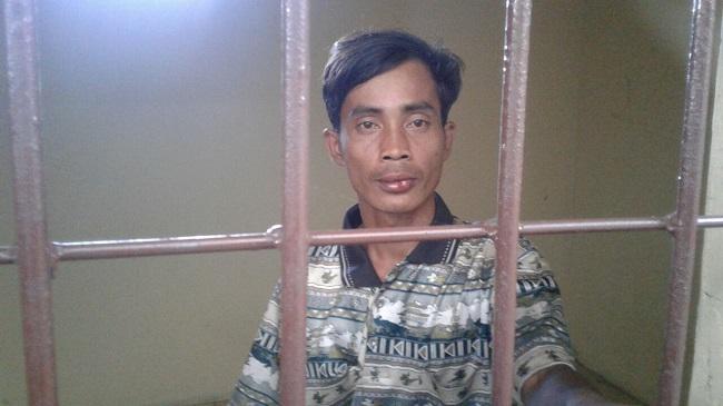 Polisi di Tulangbawang Amankan Tersangka Pencabulan