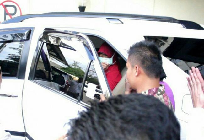 LAMPUNG POST | Kondisi Sudah Membaik, Ibunda Jokowi Dibawa ke Jakarta