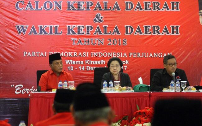 LAMPUNG POST | Megawati Gaungkan Semangat Gotong Royong Bangun Indonesia