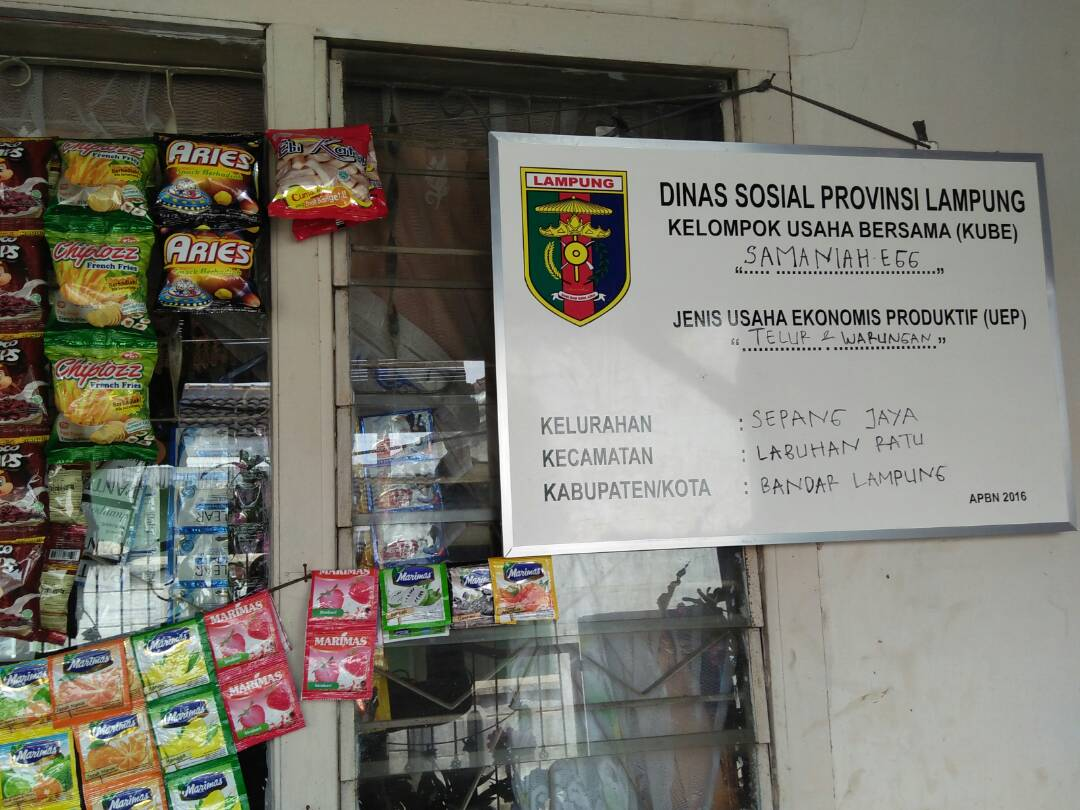 LAMPUNG POST | Jumlah KPM di Lampung Meningkat
