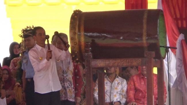 LAMPUNG POST   Jokowi: Hargai Petani dan Nelayan!