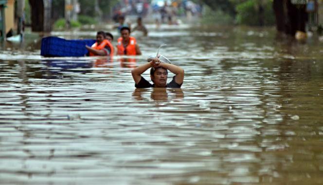 LAMPUNG POST | Langganan Kok Banjir