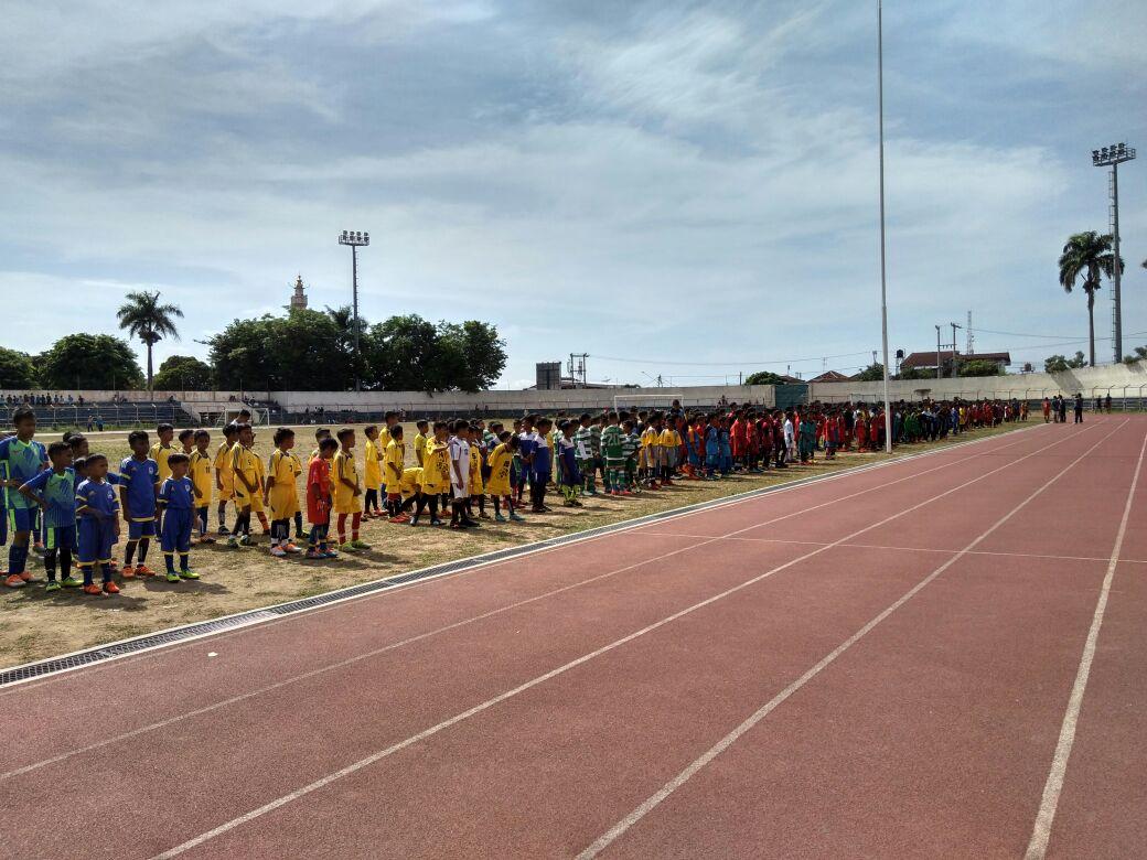 LAMPUNG POST   57 Tim Ramaikan Festival Sepak Bola