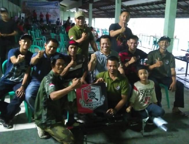 13 Atlet Kobel SC Lampung Bersaing di Open Tournament Perbakin Palembang