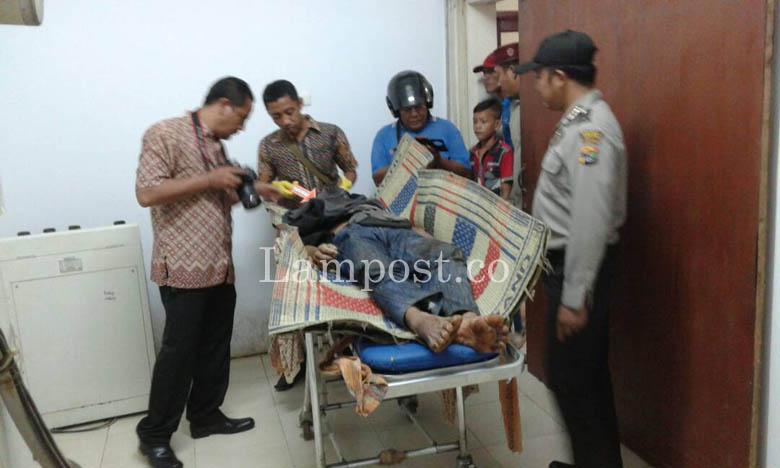 LAMPUNG POST | Diduga Korban Begal, Warga Sukadana Jaya Ditemukan Tewas
