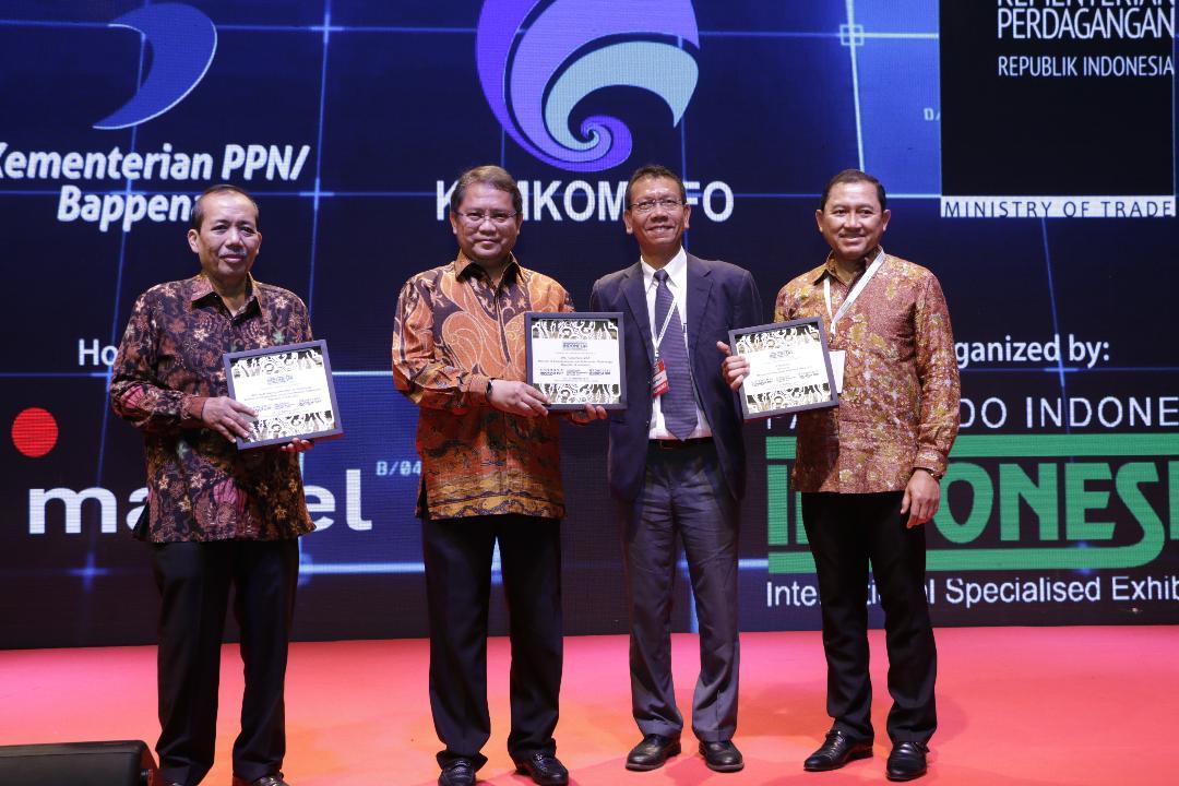 LAMPUNG POST | Tinggi Respons pada Pameran Komunikasi dan Penyiaran Indoensia
