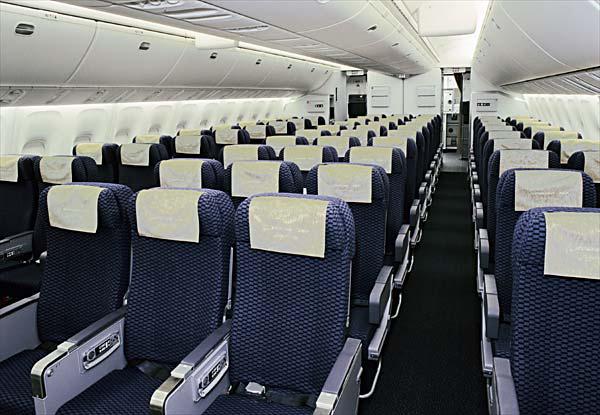 LAMPUNG POST | Kursi Pesawat dan Kepribadian