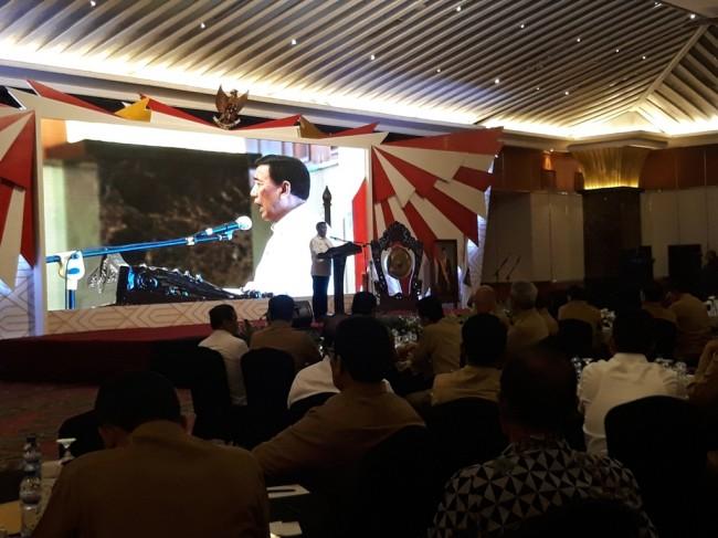 LAMPUNG POST | Wiranto Beberkan 4 Ancaman Pada Pilkada Serentak 2018