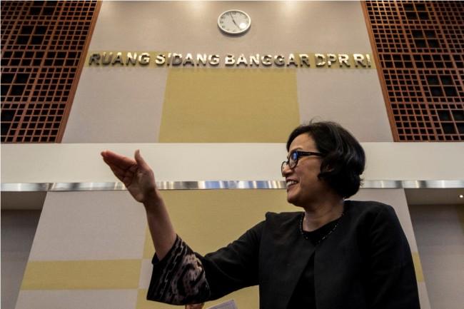 LAMPUNG POST | DPR Pertanyakan Asumsi Nilai Tukar Rupiah di RAPBN 2018