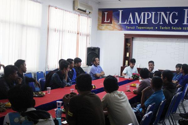 LAMPUNG POST | 32 Tim Siap Mengikuti Futsal Lampung Post Cup V, Dimulai Besok
