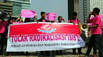 LAMPUNG POST | Menggunting Gerakan Radikal