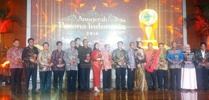 LAMPUNG POST | NTT Juara Umum Anugerah Pesona Indonesia 2016
